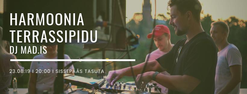 Harmoonia Terrassipidu 23.08.2019
