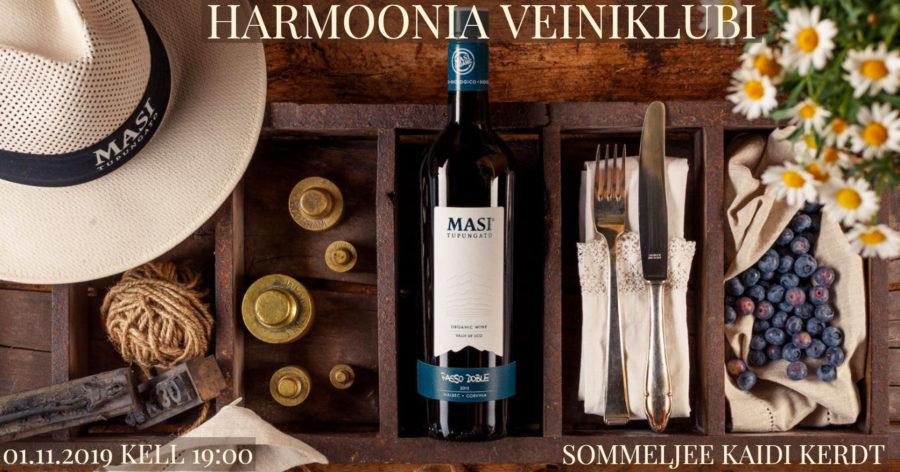 Argentiina maitsetega 5 käiguline veiniõhtusöök 01.11.2019