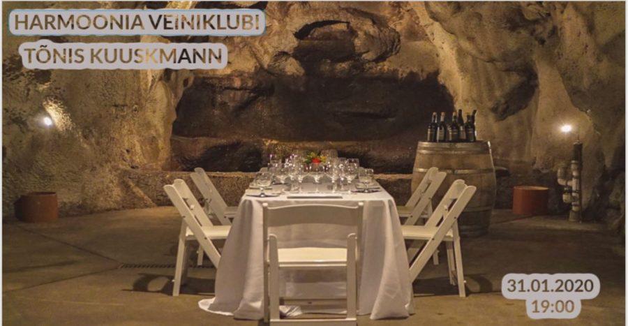 Viiekäiguline õhtusöök Uue Maailma klassikaliste maitsetega 31.01.2020