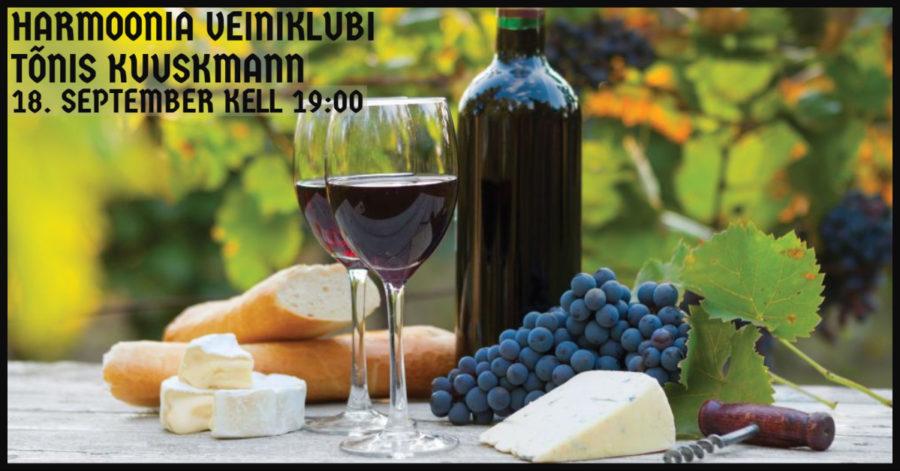 Viiekäiguline õhtusöök Rioja veinidega 18.09.2020